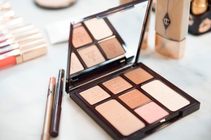 New & exclusive: Charlotte Tilbury Instant Look in a Palette Beauty Glow