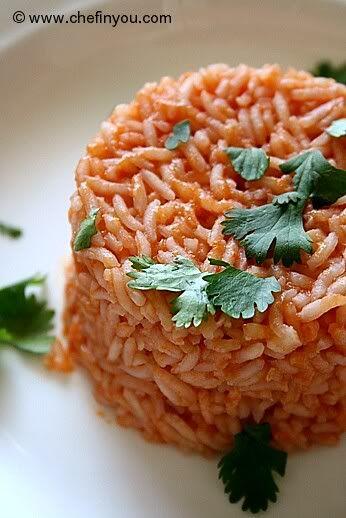 Vegan Mexican Rice