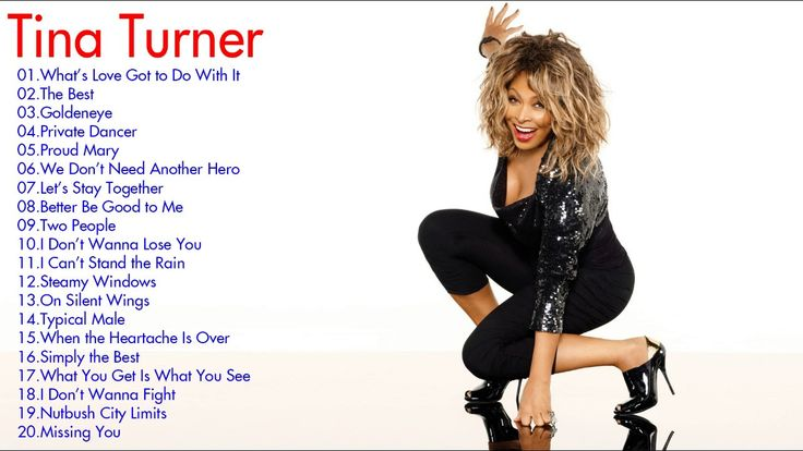 Tina Turner Greatest Hits playlist || Best Songs Of Tina Turner playlist...