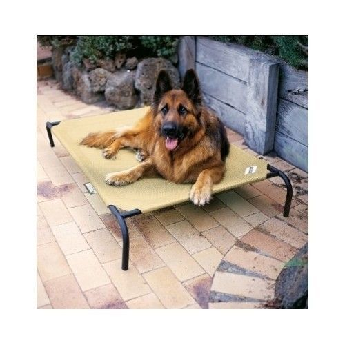 extra large dog bed elevated pet mat pad cot big jumbo xl kennel