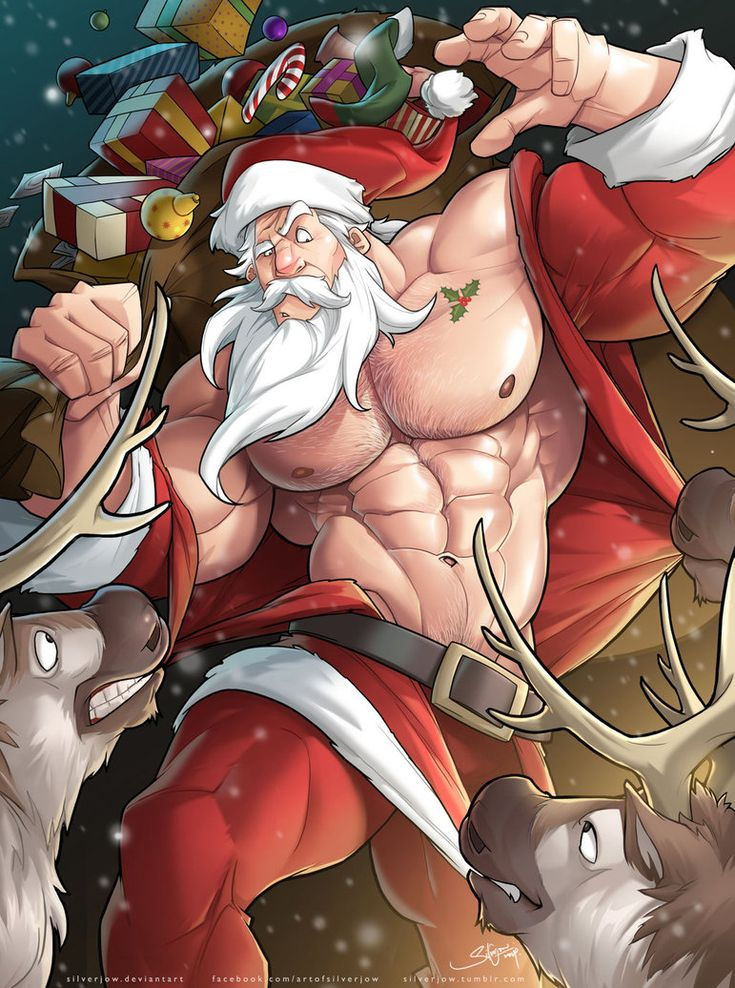 Anal christmas to all my friends