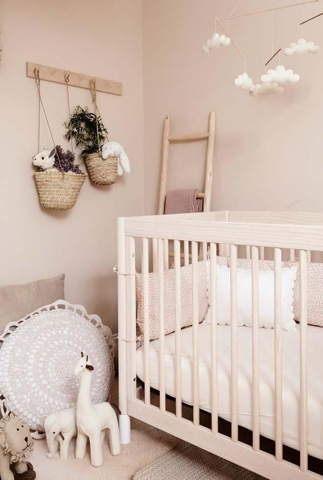Einfaches Babyzimmer 60 Tolle Ideen Zum Dekorieren Kinderkamer