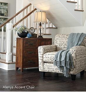 The Perfect Seat - Ashley Furniture Alenya  #AshleyFurniture #livingroom