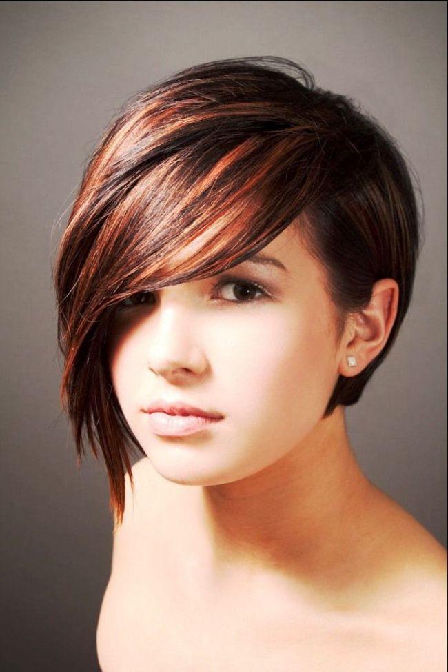 Krótkie fryzury 2016 - katalog najgorętszych trendów - Strona 11