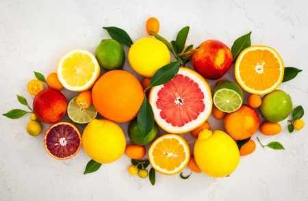 Citrus Fruits :Nutrients for a healthy body, calcium for healthy bones, vitamins for healthy skin.