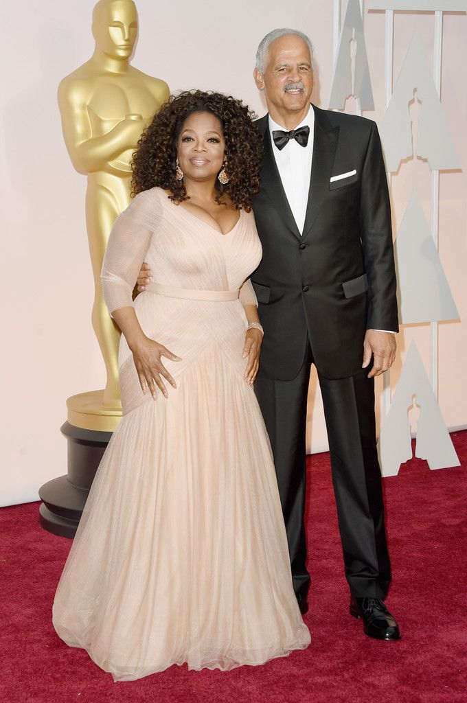 Oprah & Stedman Graham - Celebrities Who Dated Non-Famous People - Photos
