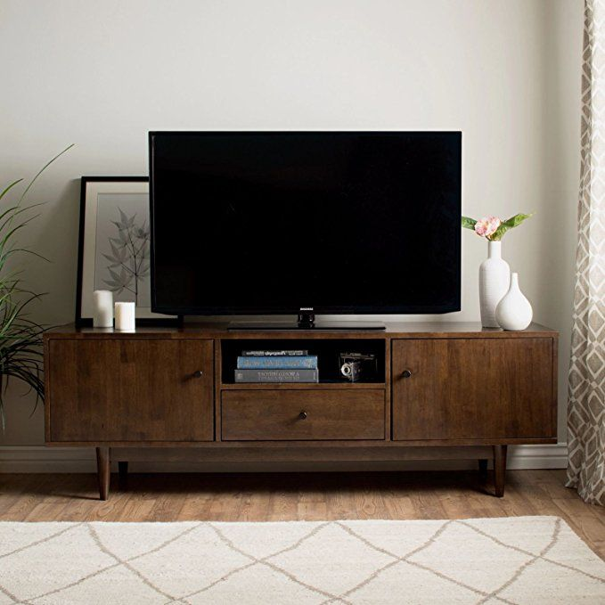 Mfr Furniture Mid Century Modern Tv Stand Provides Retro Style Contempor Living Room Entertainment Center Living Room Entertainment Mid Century Modern Tv Stand