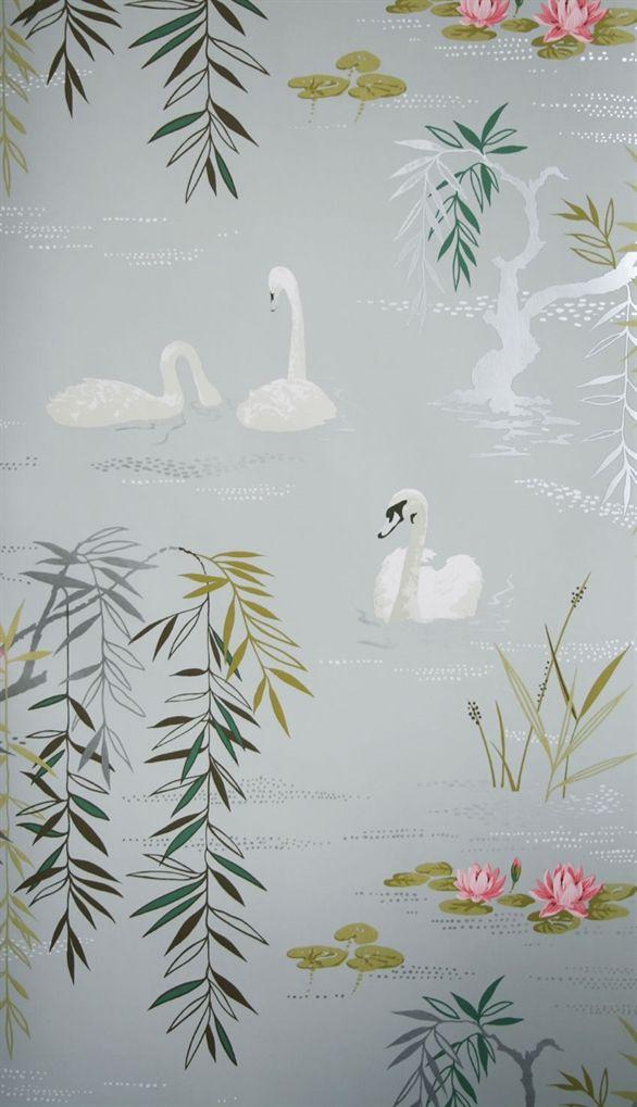 Swan Lake - NCW4020-01 - familietapeter