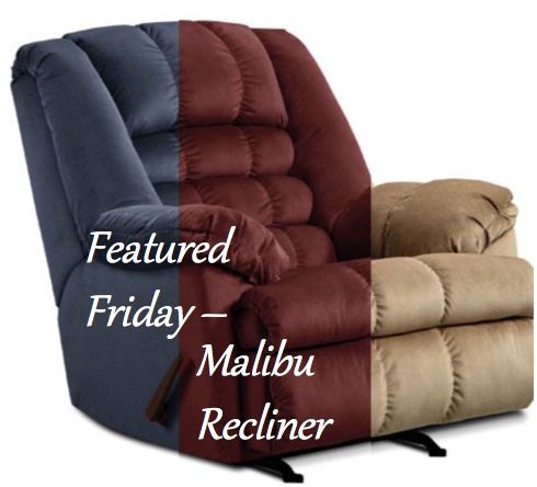 Claim your right to recline when you bring home this Malibu recliner #FeaturedFriday pick!  sc 1 st  Pinterest & 161 best Featured Fridays With American Freight Buyers images on ... islam-shia.org