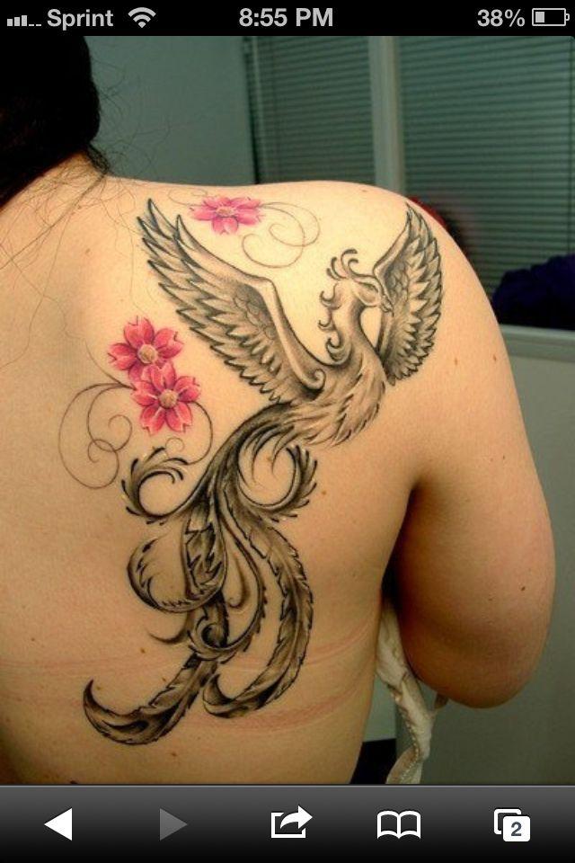 Phoenix Tattoofinder: 64 Best PHOENIX TATTOO Images On Pinterest