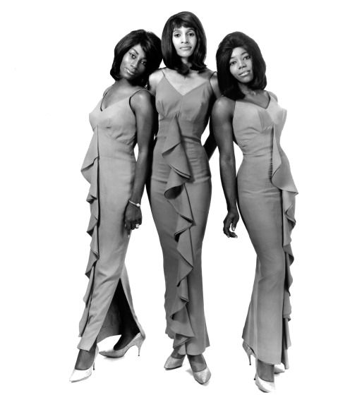 "The Ikettes - Venetta Fields, Robbie Montgomery and Jessie Smith in New York City circa 1965. The women would later leave Ike Turner and become The Mirettes."" Life is good, but its not all candied yams! I just looove Ms. Robbie on Welcome to Sweetie Pies!  Photo by James Kriegsmann/Michael Ochs Archives/Getty Images."