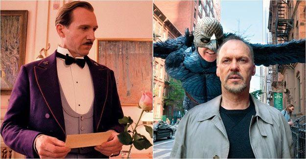 G.H.: Confira a lista completa dos indicados ao Oscar 20...