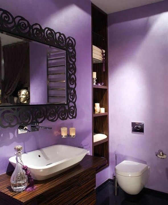 376 Best Images About Purple Home On Pinterest
