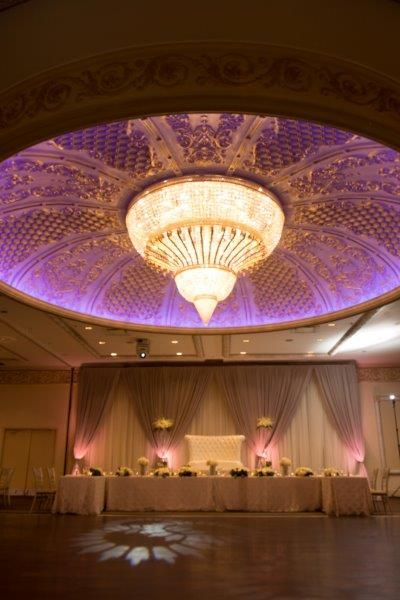 Their Venue - Paradise Banquet Hall http://www.fusion-events.ca/