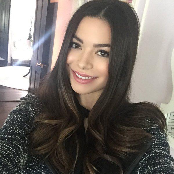 Miranda Cosgrove pretty hair