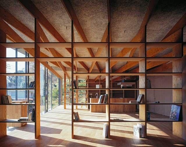 Geo Metria by Mount Fuji Architects Studio // Kanagawa, Japan