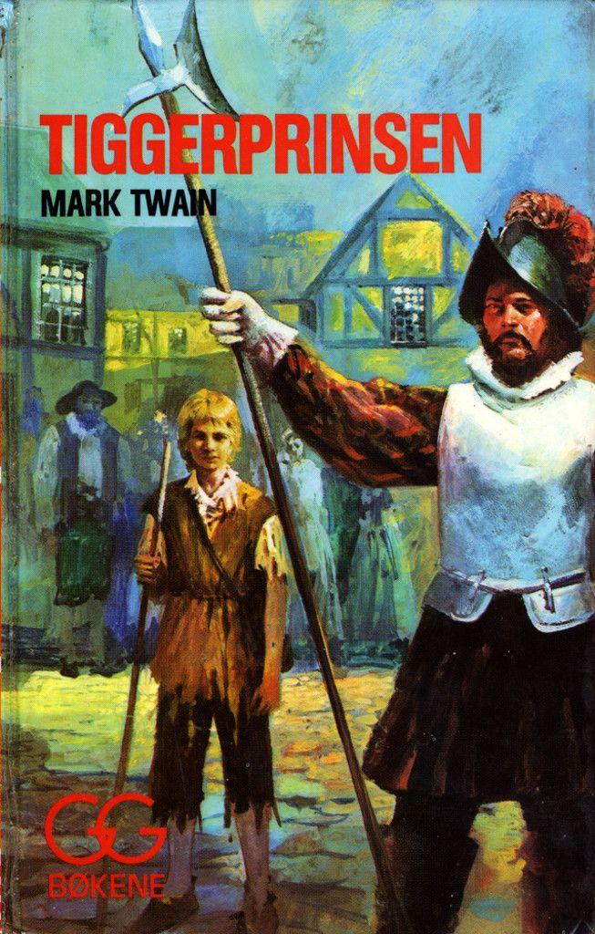 """""""Tiggerprinsen"""" av Mark Twain"""