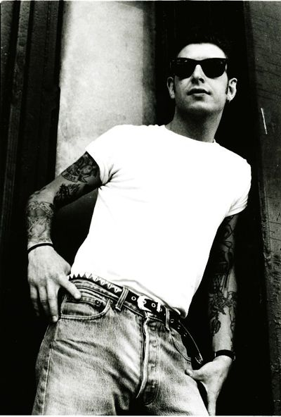 Mike Ness, The Original Sick Boy  Missing a Social D concert in the valley tonight.. :(