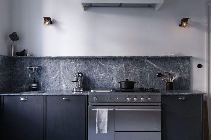 Best of 2017: Nordic Design's Top Kitchens