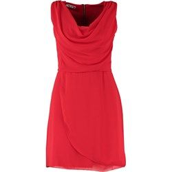 WAL G. Sukienka letnia bright red