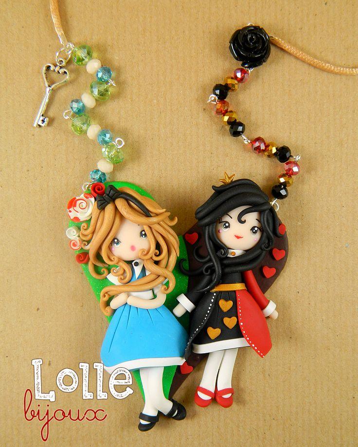 Alice e Regina di Cuori ♥