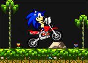 Sonic Hedgehog Moto
