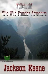 Amazing Adventure - Good Read for young adult  ptmacias.comGreen Book, Nolichuck, Adventure Green, Tj S Wild, Book Community, Wild Frontier, Amazing Adventure, Young Adults, Frontier Adventure