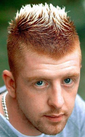 ginger hair styles men  haircuthaircut styleshaircuts