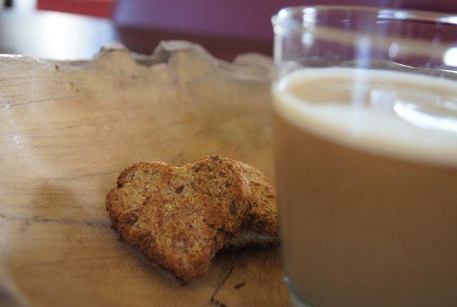 // Glutenvrije en suikervrije Banaan Kokos Koekjes