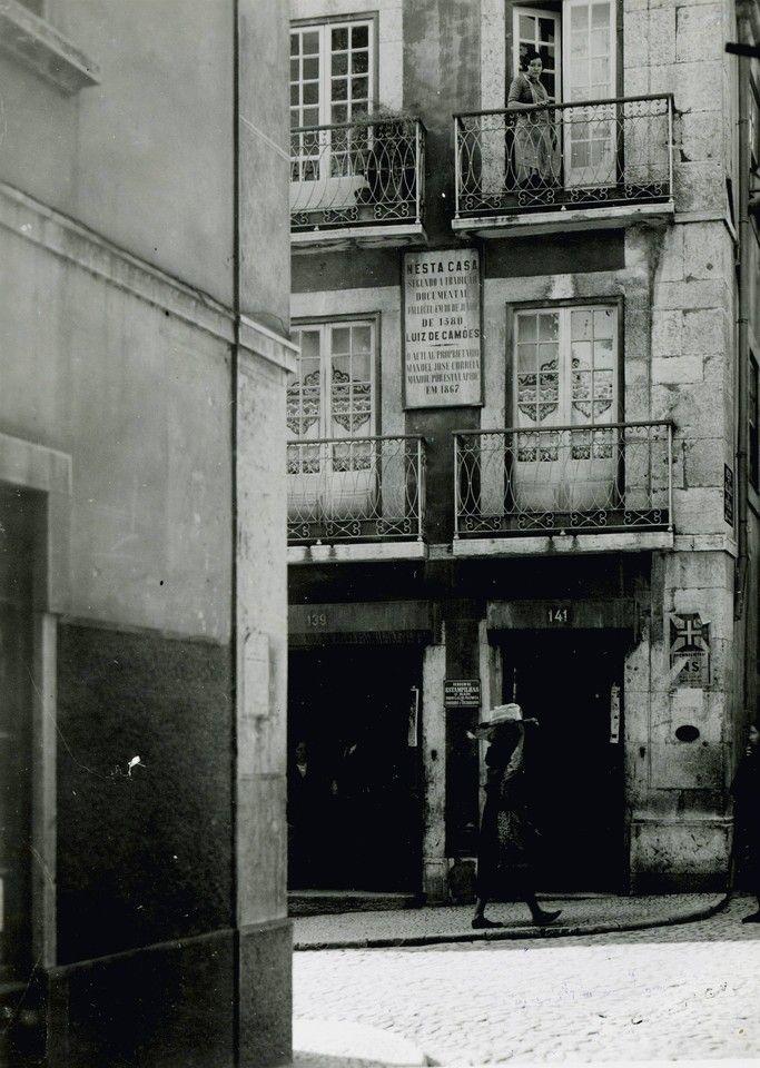 Casa onde viveu e morreu Luís de Camões, Calçada de Santana, Lisboa