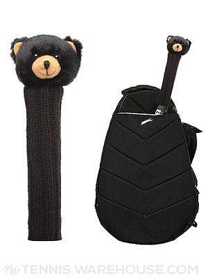 Racquet Head - Bear