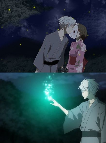HOTARUBI NO MORI E this move is so fucking sad but worth it it has the best love story EVERE and It makes you feel soo many emotions and you will think about life a little more and love the people you care about a lot more ✨✨✨