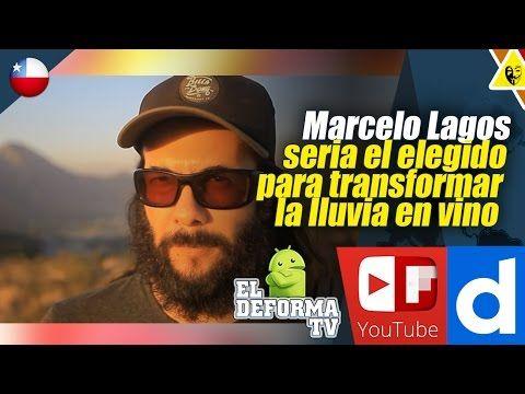 32 Marcelo Lagos seria el elegido para transformar la lluvia en vino