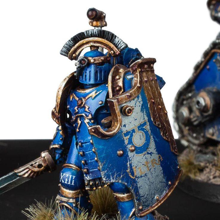 Squad: Silver – The Horus Heresy 2016 | Golden Demon