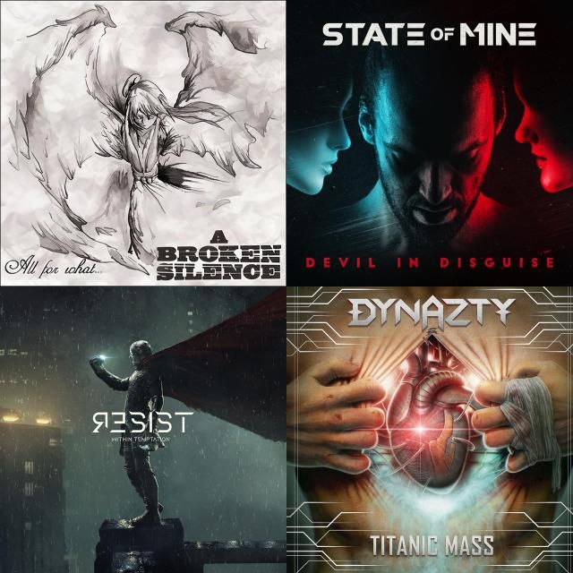 A Playlist Featuring A Broken Silence Dynazty Within Temptation And Others City Of Heroes Spotify Music Playlist