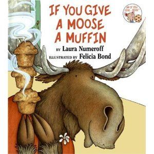 Life on Manitoulin: If You Give a Moose a Muffin + A Singapore Noodles Recipe! @JanesFamilyFd