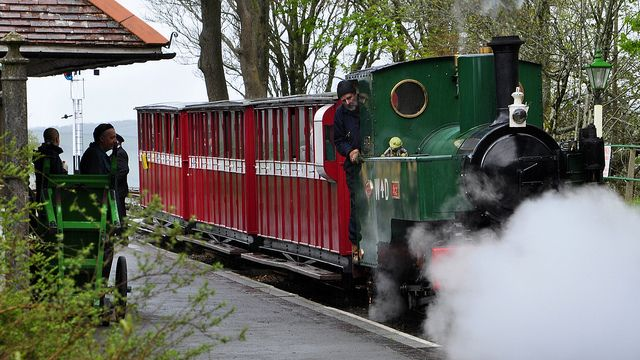 #Lynton & #Barnstaple #Railway have a new member to their collection of original carriages that you simply must experience a ride on!