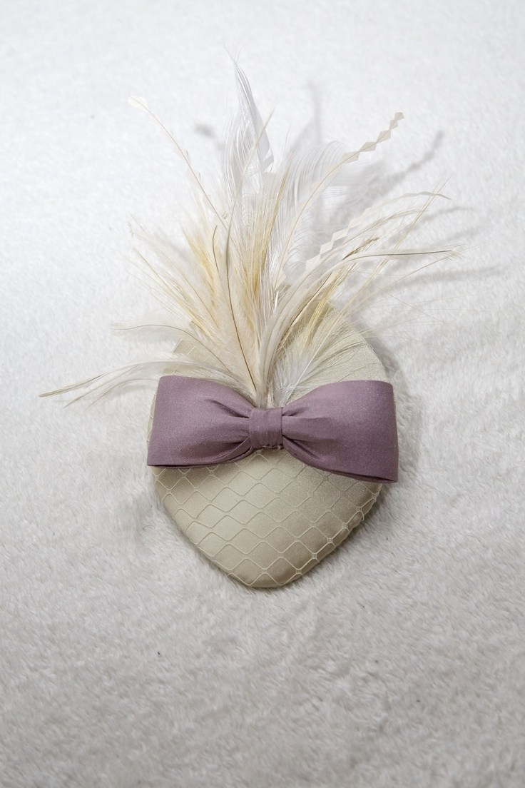 Gorgeous Wedding Millinery to suit a 1920's inspired Wedding Dress, by Leila Koster Millinery www.facebook.com/leilakostermillinery