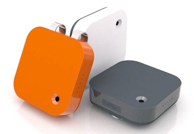 Memoto: Une caméra portable qui vous donne une mémoire photographique