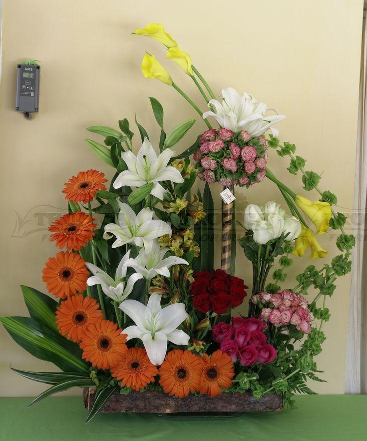 arreglo tropical floreria tropica