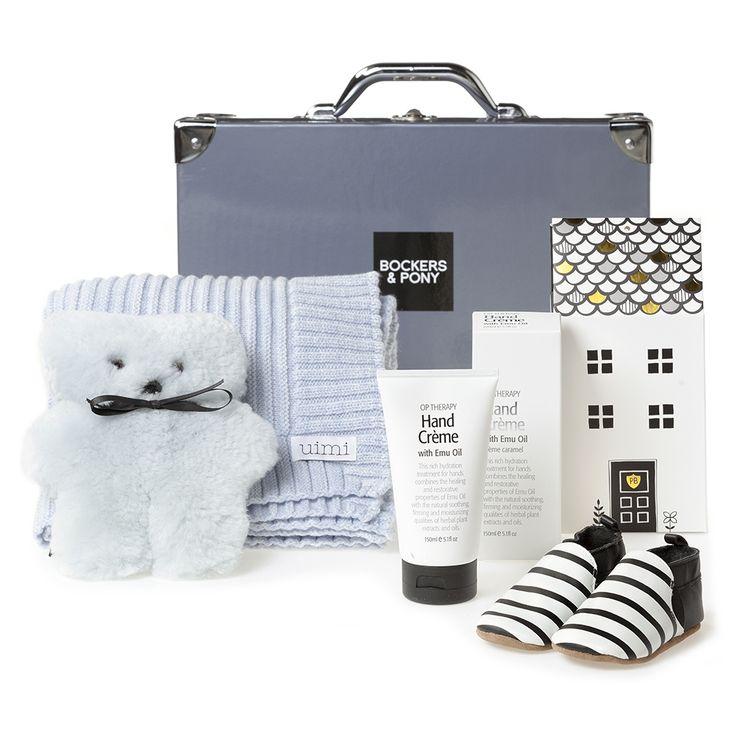 Grand Baby Boy Luxury Hamper | Luxury Baby Gift Hampers | Bockers and Pony