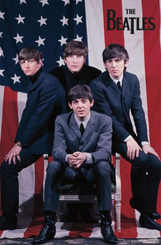 The Beatles - Flag