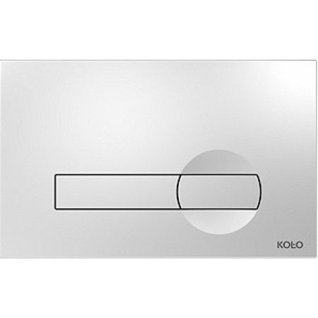 KOLO Clip ovládací tlačítko pro instalační modul, chrom 94163-002