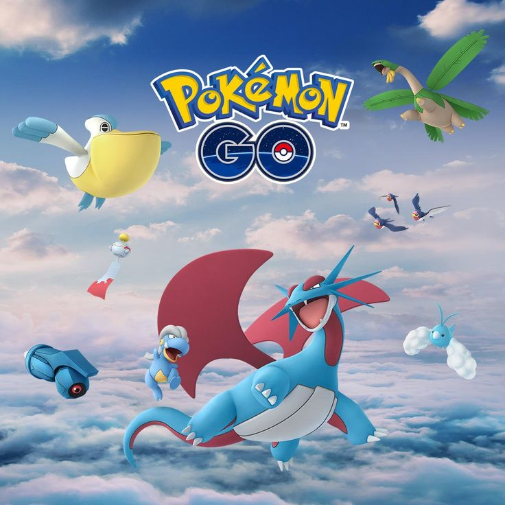 Pokemon GO blog - Discover Rayquaza and More Pokemon Originally from the Hoenn Region