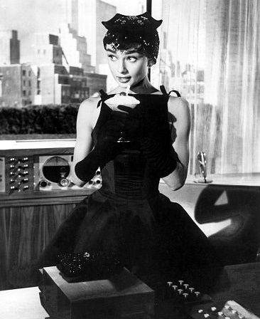 Audrey Hepburn -- she was so darling!: