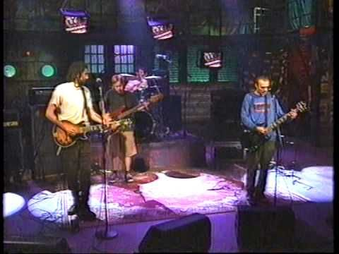▶ Sunny Day Real Estate - In Circles - Live On 120 Minutes - 1994 - YouTube