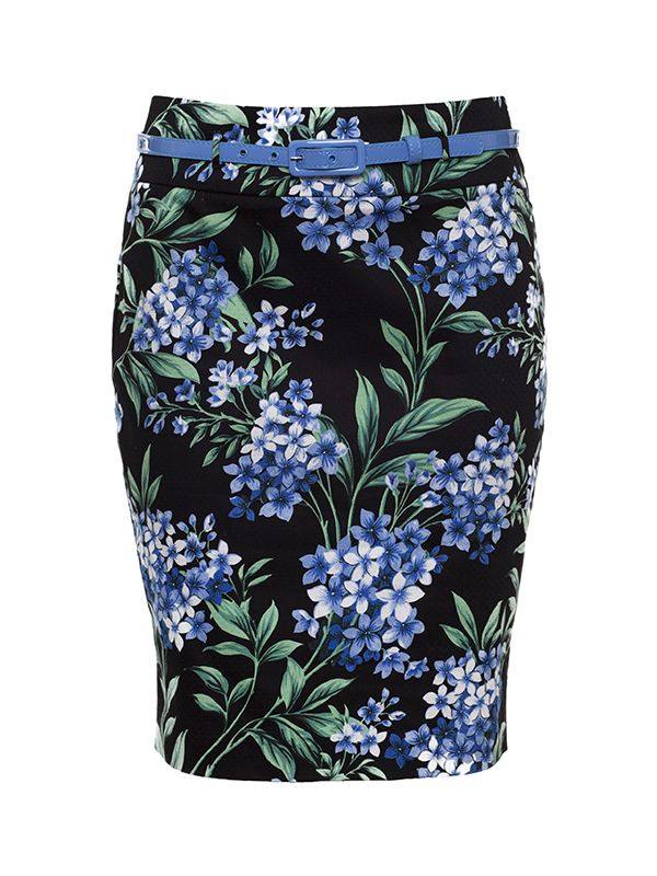 Heavenly Hydrangea Skirt | Skirts | Review Australia