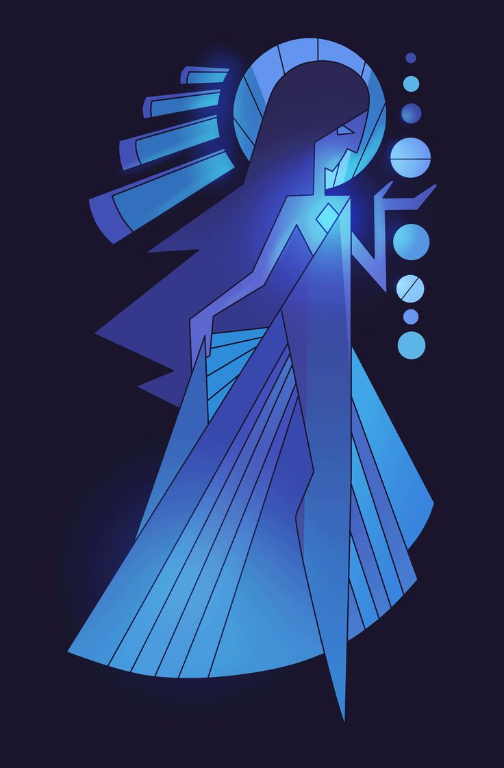 "vivertido: "" The murals of the diamonds were so celestial I couldn't resist the temptation to make gifs of them! I hope you love these as much as I do! (P.S: Most of WD's design was improvised, so..."
