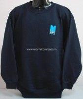 Embroidered logo Sweats shirts