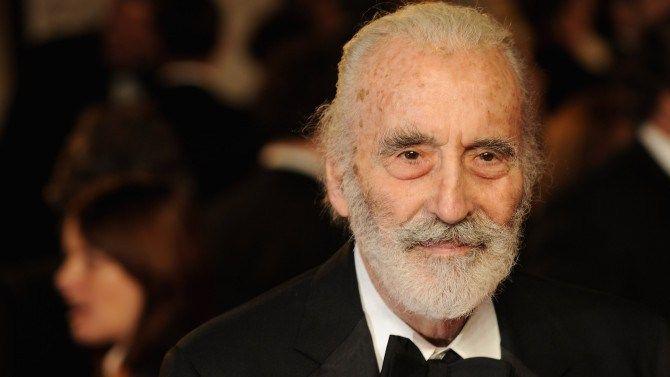 Christopher Lee fallece: Actor de 'Lord of the Rings' tenía 93 años | Variety Latino
